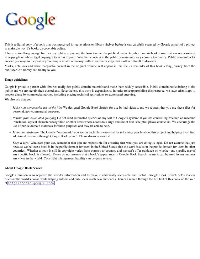 David Reeves Smith Edward Hewes Gordon Clark - Man's birthright or the higher law of property: Or, The Higher Law of Property