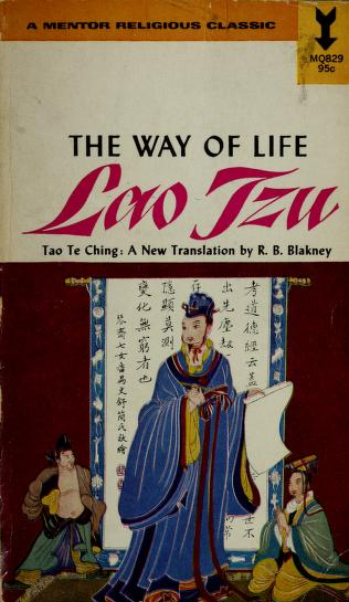 The way of life by Laozi