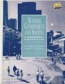Download Business, government, and society