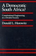 Download A democratic South Africa?