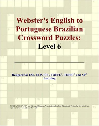 Download Webster's English to Portuguese Brazilian Crossword Puzzles