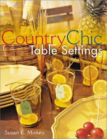 Download Country Chic Table Settings