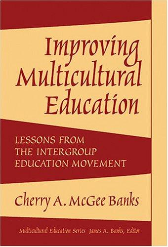 Download Improving Multicultural Education