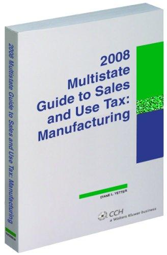 Download Multistate Guide to Sales and Use Tax