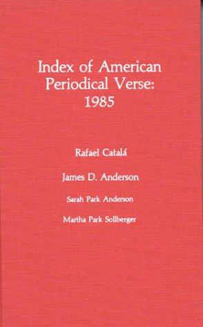 Download Index of American Periodical Verse