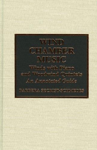 Download Wind chamber music