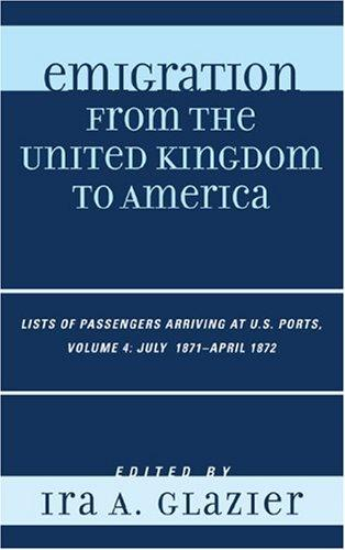 Download Emigration from the United Kingdom to America