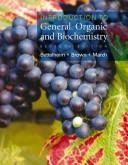 Introduction to organic and biochemistry.