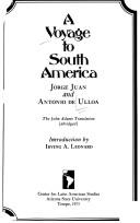 Download A voyage to South America