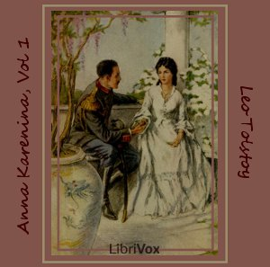 Anna Karenina- Book 1(1545) by Leo Tolstoy audiobook cover art image on Bookamo
