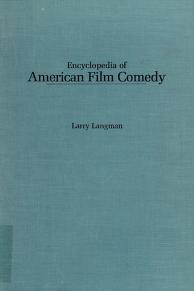 Cover of: Encyclopedia of American film comedy | Larry Langman