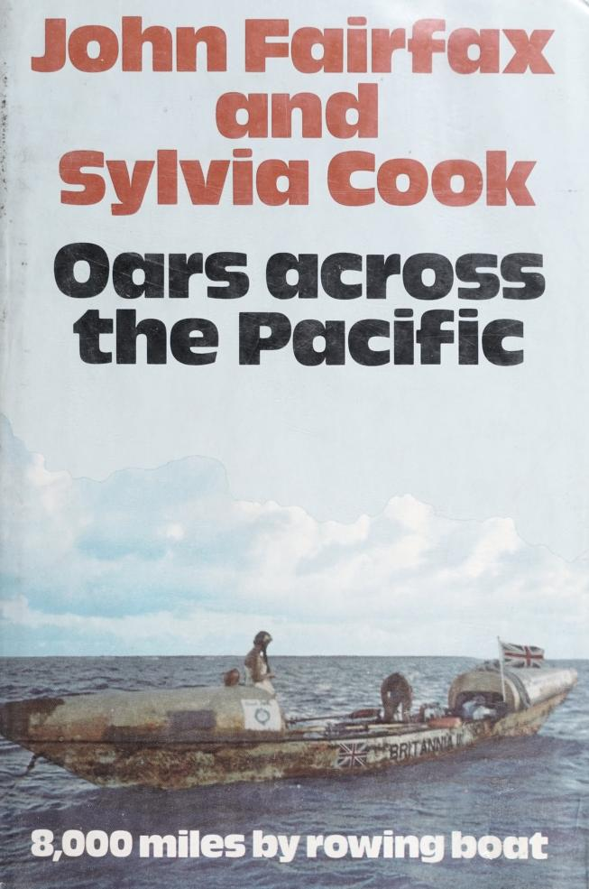 Oars across the Pacific by Fairfax, John