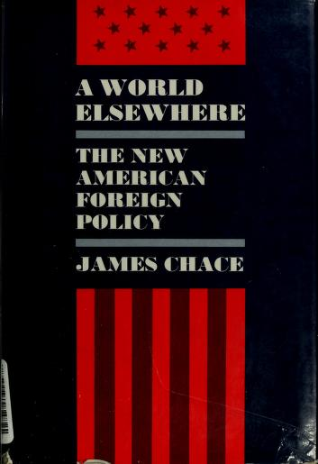 A world elsewhere by James Chace