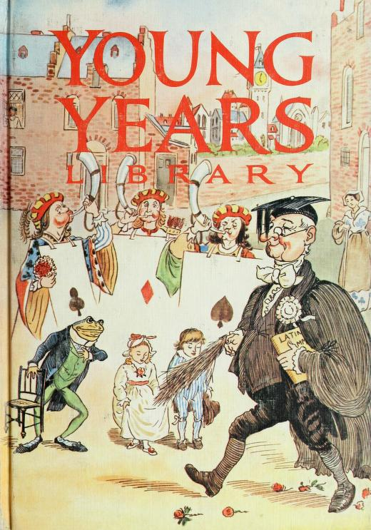Young years library. by Augusta Baker