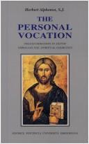 The Personal Vocation