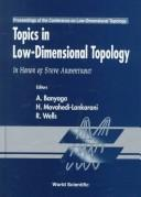 Topics in low-dimensional topology by