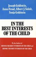 In the best interests of the child by