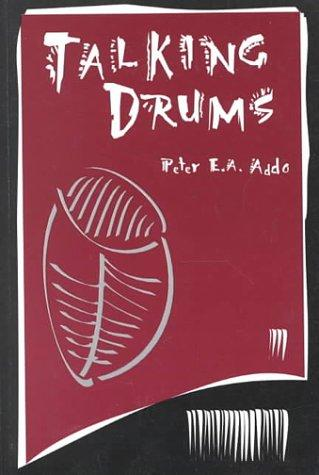 Talking Drums by Peter Eric Adotey Addo