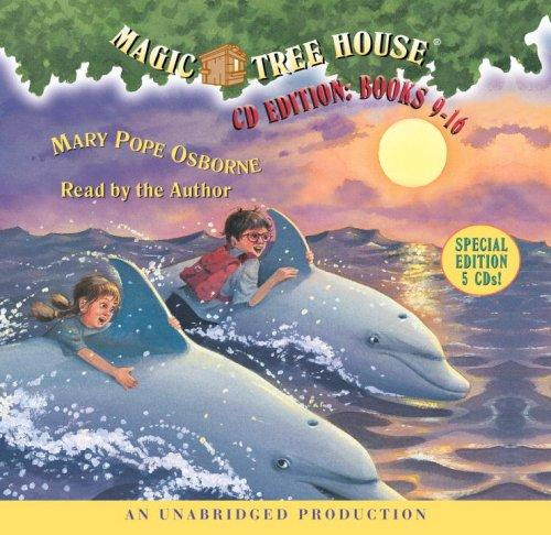 Magic Tree House CD Edition by Mary Pope Osborne