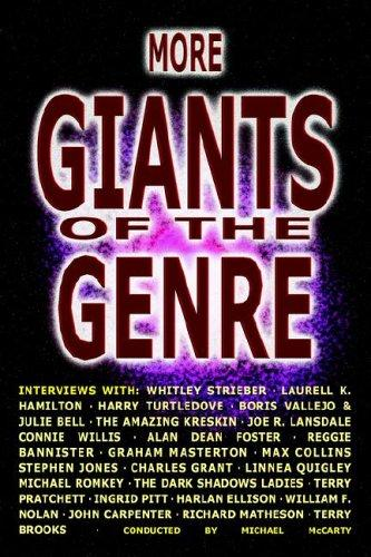More Giants of the Genre by Michael McCarty