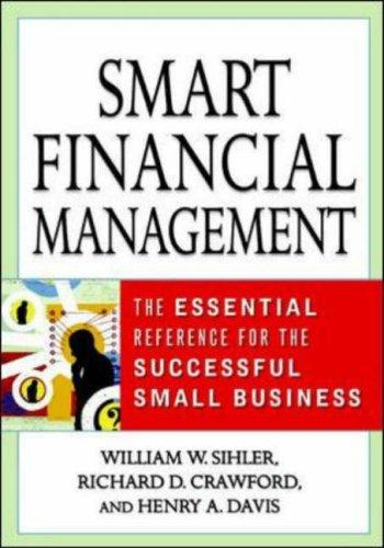 Smart financial management by